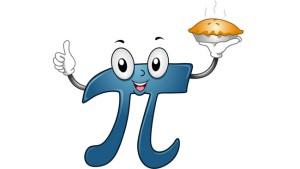 Pie Mascot