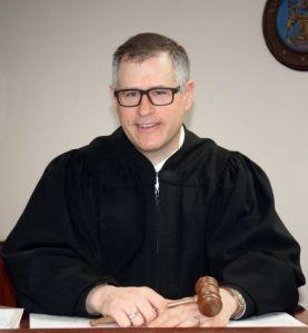 Judge Raymond Voet