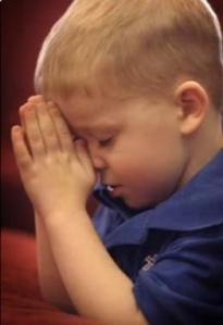 children-pray