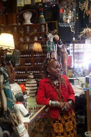 Caribbean vendor