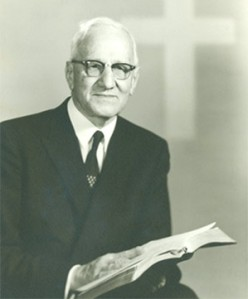Dr. E. Stanley Jones