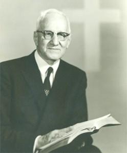 Dr. E. Stanley Jones