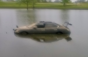 submerged-car